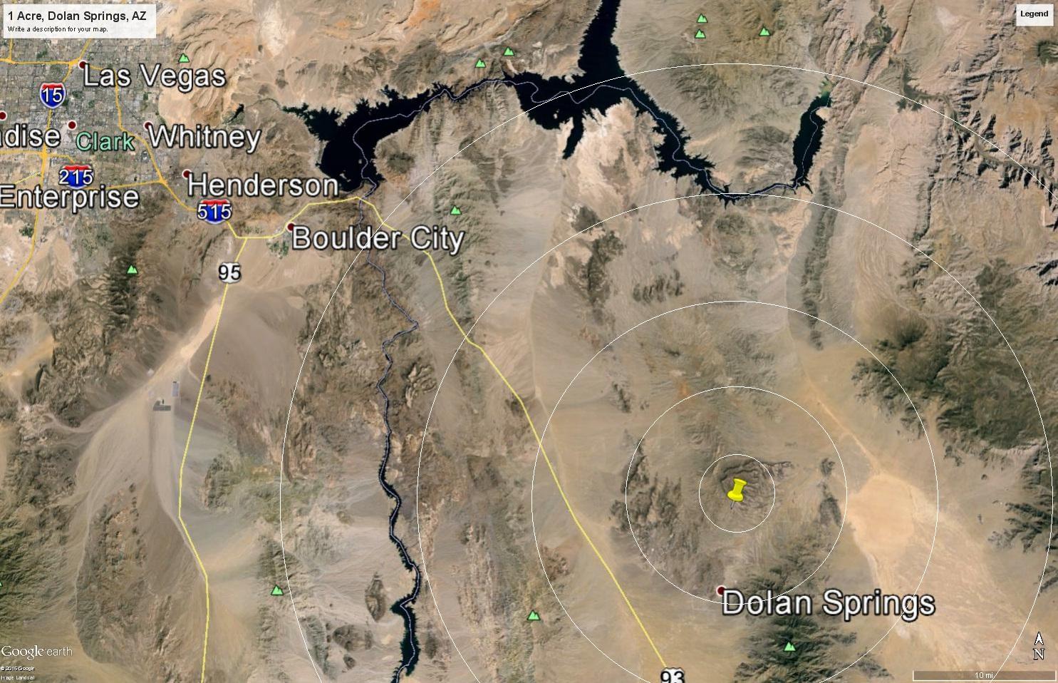 Dolan Springs Arizona Map.Landsale Us 1 Acre In Dolan Springs Az 1 900